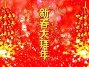 2015《新春・心语》新春大拜年视频展播