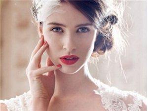 只为最美的你     优雅新娘造型推荐