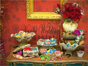 成都南菲婚庆最新婚礼案例展示