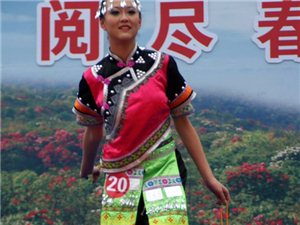2011千花会:花仙子民族风时装秀