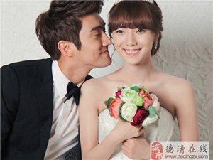 亲和力十足!王珞丹崔始源新戏甜美婚纱照!