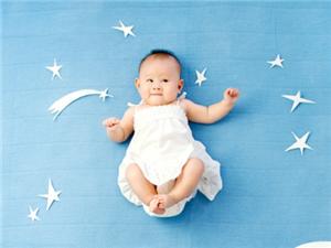 萌翻你 超有创意宝宝的百日照