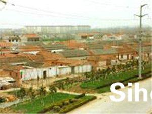 泗洪县学府文苑小区新老照片