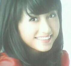 有人认识一个叫杨岚的女孩吗?