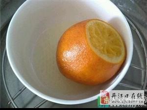 橙子这么吃胜止咳药百倍
