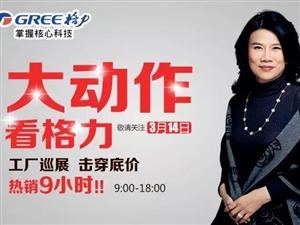 格力3.14工厂巡展―南京站