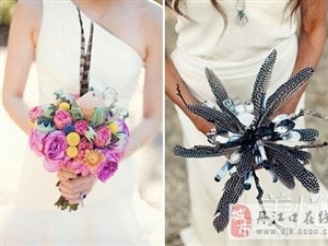 新的一年浪漫羽毛婚礼受青睐