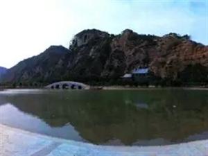 """美丽""""甘谷大像山-水上公园 """""""