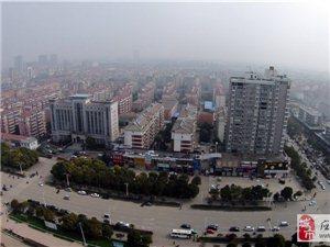大美��城 航拍��城 360度看��城