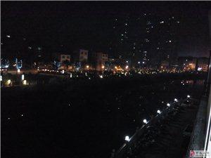 霖轩豪园河边夜景二