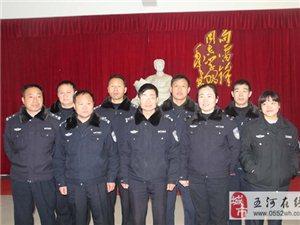 泗县公安局干警参观美高梅注册县雷锋纪念馆