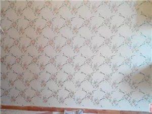 这不是墙纸  也不是墙布  这是环保印花漆