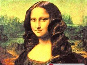 发型到底有多重要?蒙娜丽莎换上各种发型,给你答案→