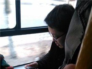 秦皇岛36路早晨由市里向开发区方向,孕肚贴脸也不让座的奇葩们