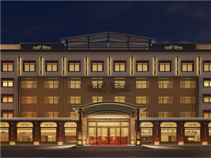 户县饭店全面升级改造