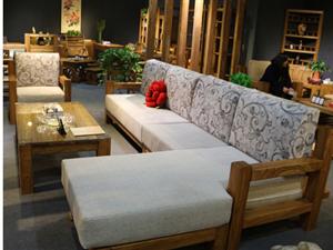 这款实木沙发怎么样?