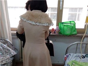 拯救小静萍的活动中,一位捐款不愿透露姓名的女士,我们大家要感谢她