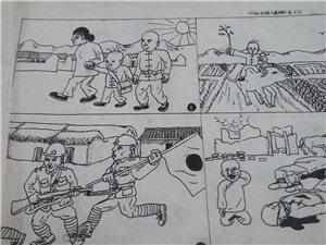 小画家李明远的钢笔临摹画