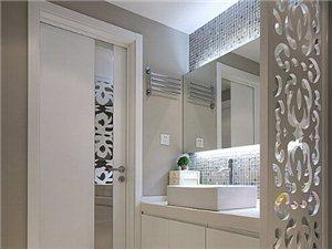 卫生间也能装的 ``如此神奇 ``如此美