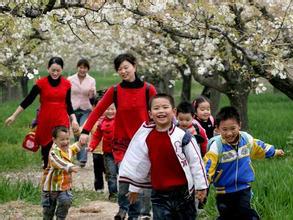 【酉阳召集】带孩子一起去找春天!桃花林亲子踏青游活动现正召集