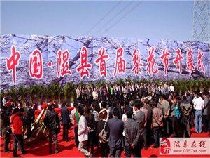 隰县第五届梨花节于4月中旬如期举行,历届梨花节精彩回放