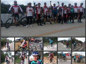 琼海阿七自行车俱乐部2015、3、28日(周六)骑行黄竹随拍