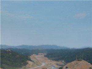 澳门牌九网址东区旅游生态城暨迎宾大道项目土方工程最新进度报道