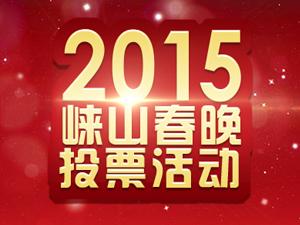 2015崃山春晚投票活动