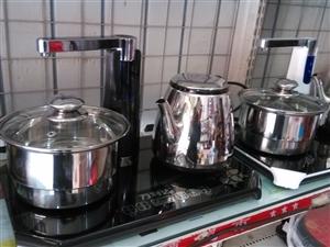 自动上水电热水壶