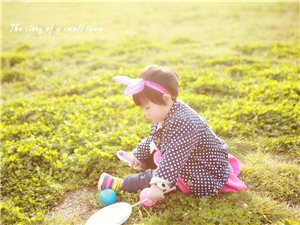 我和春天有个约会――-【非常6+1专业儿童摄影最新客照?#20426;��?#26446;君纹小美