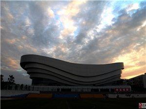 蓬溪体育馆