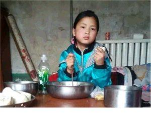 """小王村12岁轩轩: """"我什么都不要,只要妈妈好起来"""""""
