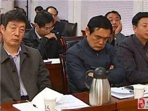 【市长郑连生在全市安全生产电视电话会议上作重要讲话会议】上的沉思者