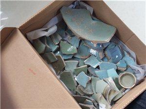 文明的碎片,汝州当地出土瓷片欣赏