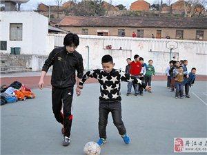 丹江口校园掀起足球热