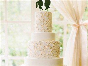 创意婚礼蛋糕样式