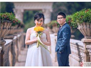 [幸福晒片]我的全五星的婚纱照