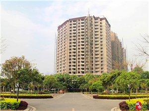 广汉房地产――4月11日,远观主体已修好的领峰国际广场(图片)