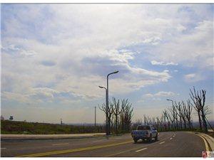 蓝天 白云 美景