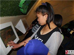 电脑下注网站特教学校学生环保活动