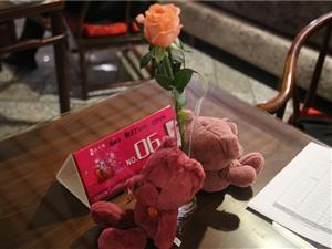 """4.11日汉川网""""壹相到底""""甜蜜落幕,天恒五楼港式茶轩,给爱安个家。"""