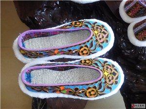 金沙网站农民巧手绣制出最牛逼的鞋子,一双600元