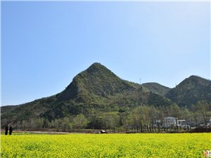 站在山顶看风景――――――――――-金子山