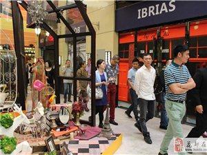 广州市皮具皮革行业商会一行参观狮岭皮革城和保兰德集团