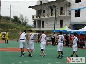 热烈祝贺!由瑞宏汽车赞助凤鸣教工篮球队获高谷普子片区篮球赛第二名