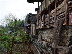 老房子,老院子,原始村寨