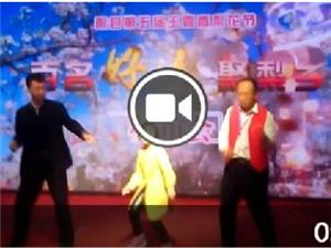 百名好人聚梨乡隰县最小好人舞蹈表演