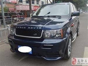 宁波易车堂车行出售路虎揽胜运动 3.0T 柴油新款极速运动版