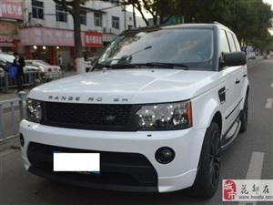 宁波易车堂出售13年路虎揽胜 运动3.0T极致运动版