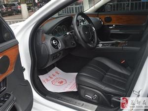 13年新款捷豹XJL2.0T 典雅商务版限时特惠价48.8万